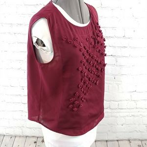 SEARCH FOR SANITY PULLOVER TOP (142)